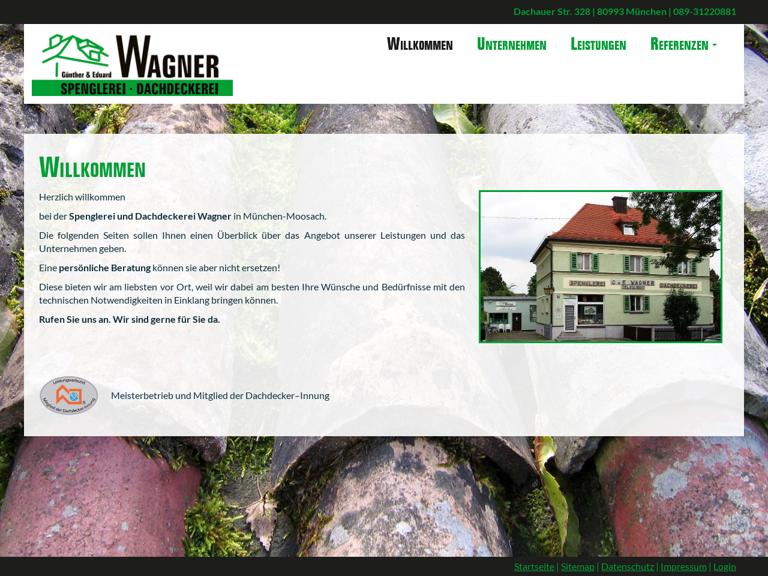 Firmenlogo von Günther Wagner