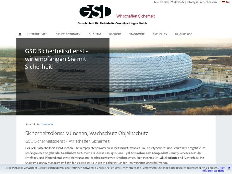 Firmenlogo von GSD oHG