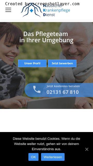 Firmenlogo vom Unternehmen HKD GmbH aus Kaarst