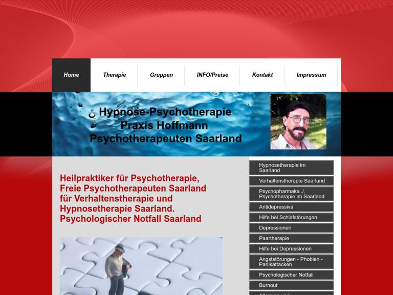 Firmenlogo von Psychotherapie-Hypnose-Praxis Hoffmann