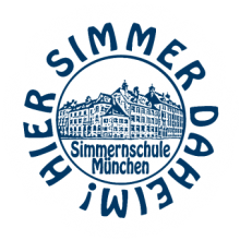 Logo der Grundschule an der Simmernstrasse München (220px)