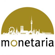 Firmenlogo vom Unternehmen monetaria aus München (220px)