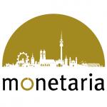 Firmenlogo vom Unternehmen monetaria aus München (150px)