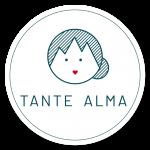 Firmenlogo vom Unternehmen Tante Alma aus München (150px)