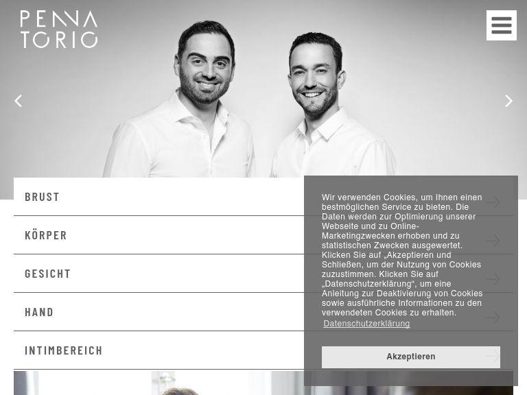 Firmenlogo vom Unternehmen Praxisklinik für Plastische Chirurgie aus Freiburg im Breisgau