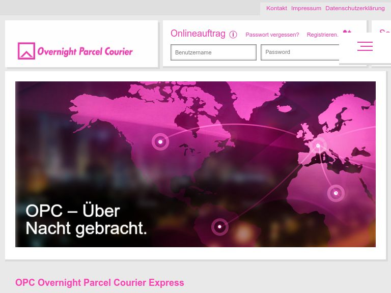Firmenlogo OPC Logistic World GmbH, Berlin