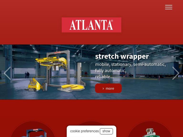 Firmenlogo vom Unternehmen Atlanta Deutschland GmbH aus Ludwigsburg
