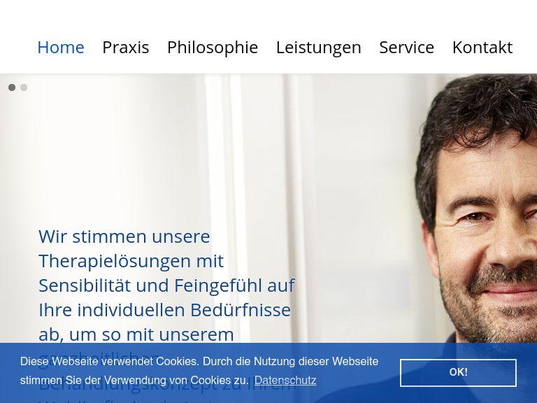 Firmenlogo vom Unternehmen Zahnarztpraxis Dr. Pohl aus Bergisch Gladbach
