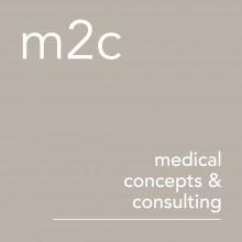 Firmenlogo vom Unternehmen m2c medical concepts & consulting aus Frankfurt am Main (220px)