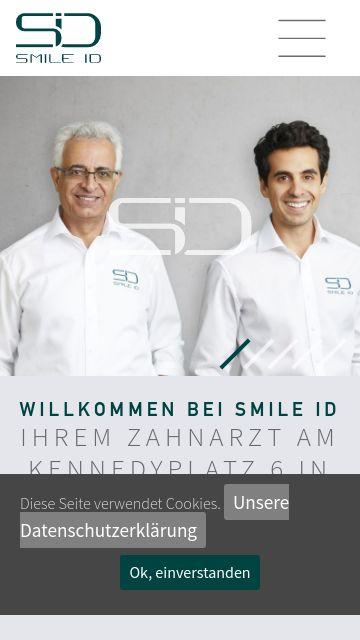 Firmenlogo vom Unternehmen MVZ Smile ID - Dr. Shayan Assadi & Nasser Assadi aus Essen