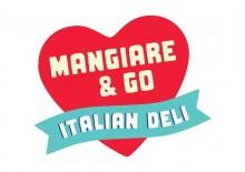 Firmenlogo vom Unternehmen Mangiare & Go aus Berlin (220px)