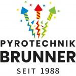 Firmenlogo vom Unternehmen Pyrotechnik Brunner Feuerwerk - Signalmunition aus Sachsenheim (150px)