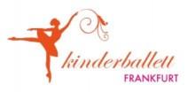 Firmenlogo vom Unternehmen Kinderballett Frankfurt aus Frankfurt am Main (220px)
