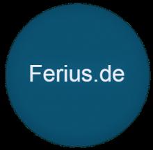 Firmenlogo vom Unternehmen Ferius Business Travel Service aus Düsseldorf (220px)