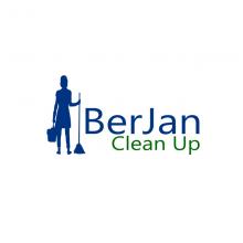 Firmenlogo vom Unternehmen Berjan Clean Up Gebäudereinigung aus Frankfurt am Main (220px)