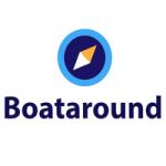 Firmenlogo vom Unternehmen Boataround.com aus Berlin (150px)