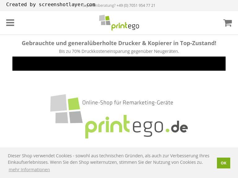 Firmenlogo vom Unternehmen Druckerteam GmbH aus Althengstett