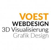 Firmenlogo vom Unternehmen Voest Webdesign Agentur aus Augsburg (220px)
