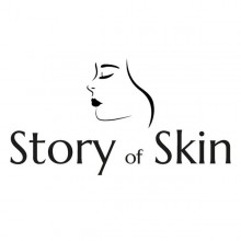 Logo von Story of Skin (220px)
