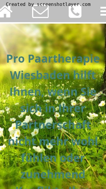 Firmenlogo vom Unternehmen Pro Eheberatung und Paartherapie Wiesbaden aus Wiesbaden