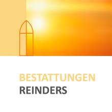Firmenlogo vom Unternehmen Bestattungen Reinders aus Mönchengladbach (220px)