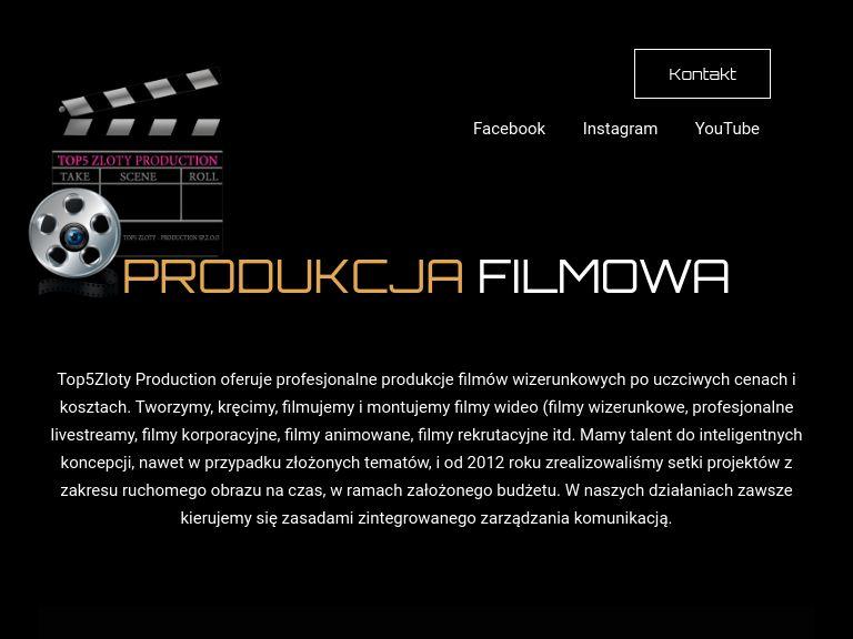 Firmenlogo vom Unternehmen Top5Zloty Production aus Berlin